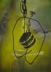 Leistung muss sich lohnen - 2011 - Tempera/Leinwand - 100 x 70 cm